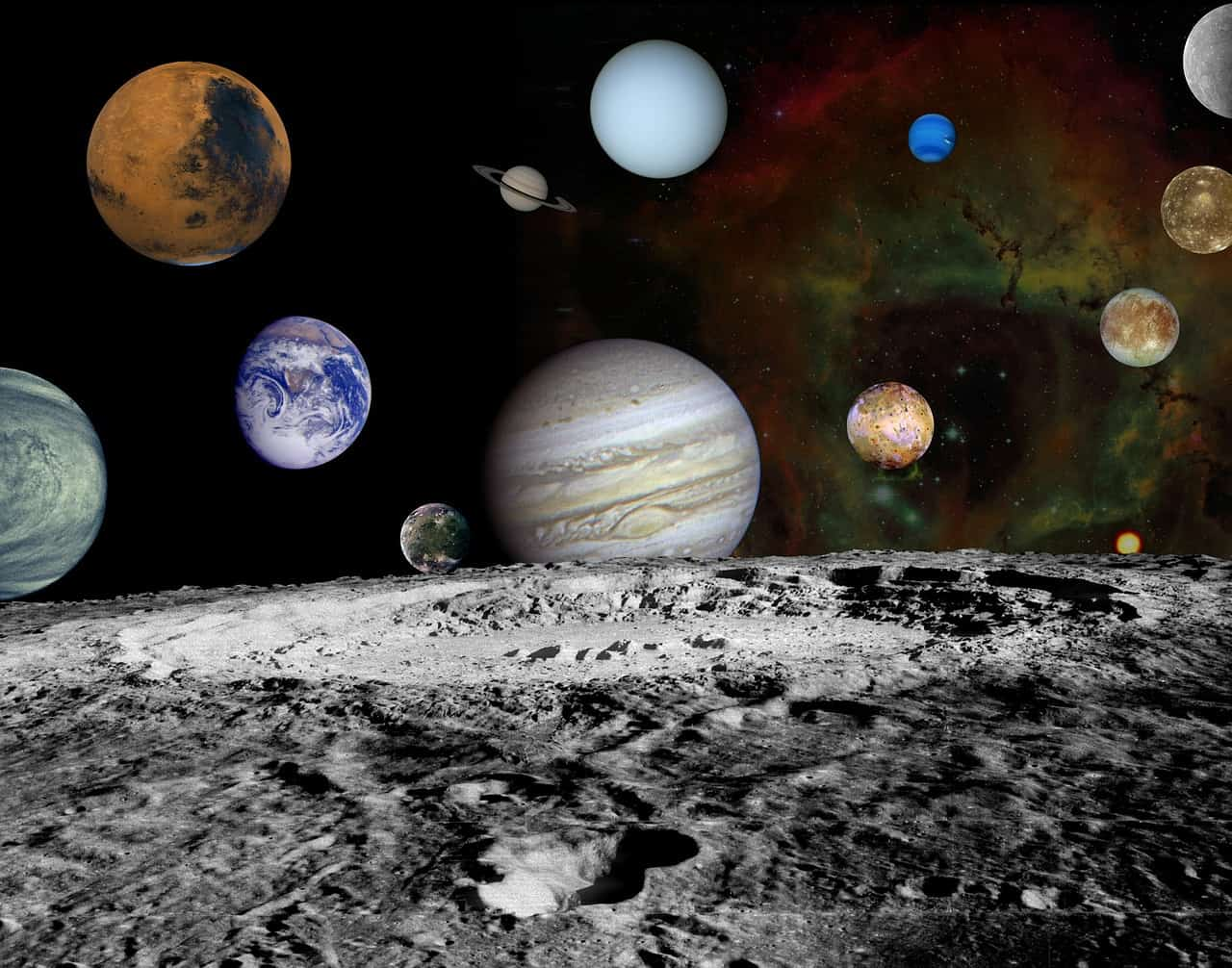 Planets and Space Dream Meaning | Journey Into Dreams