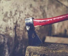 Axe or Hatchet Dream Meaning