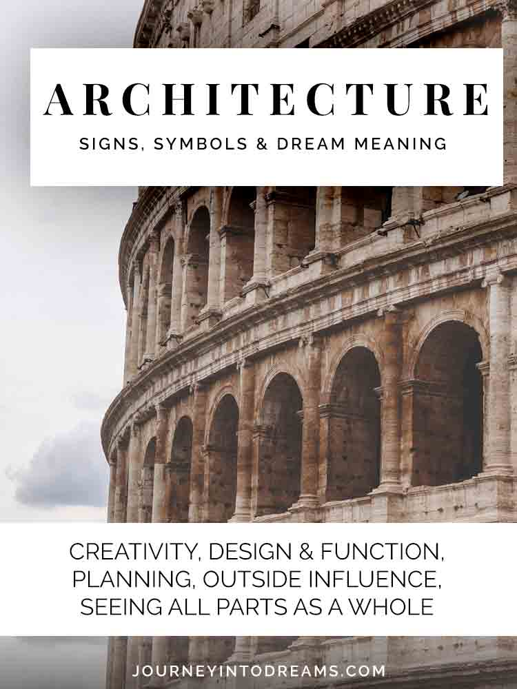 architecture dream meaning