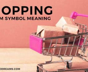 Shopping Dream Meaning and Symbolism