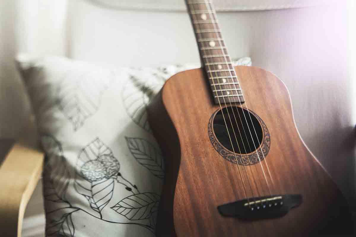 guitar dream symbol