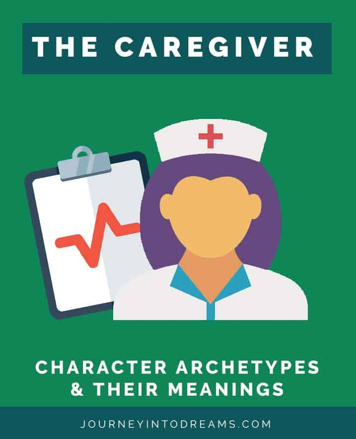 caregiver archetype meaning