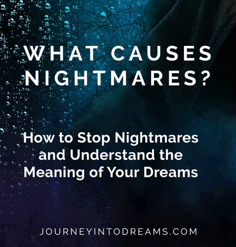 causes of nightmares