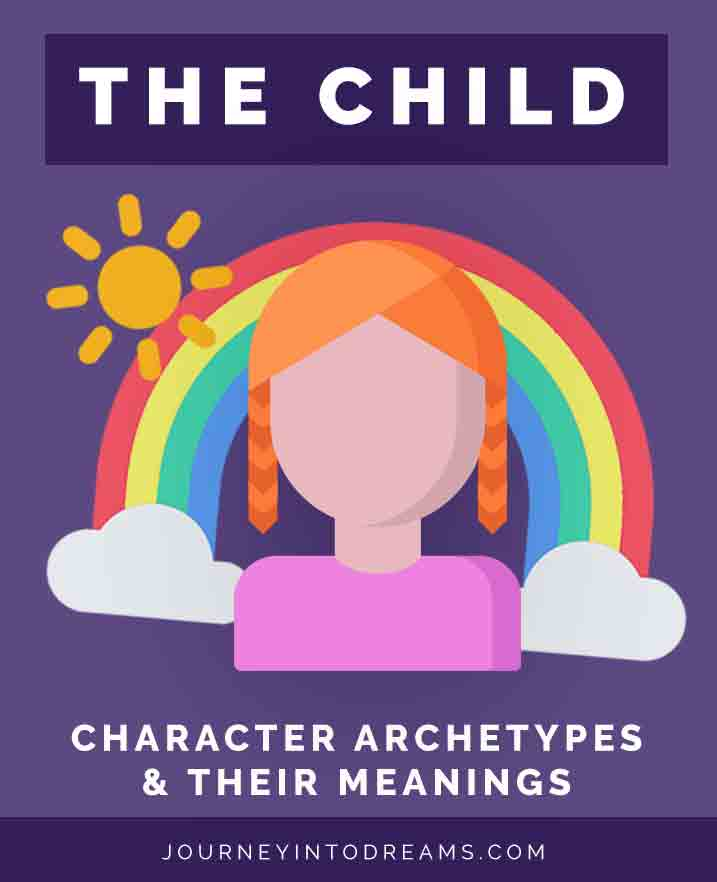 child character archetype