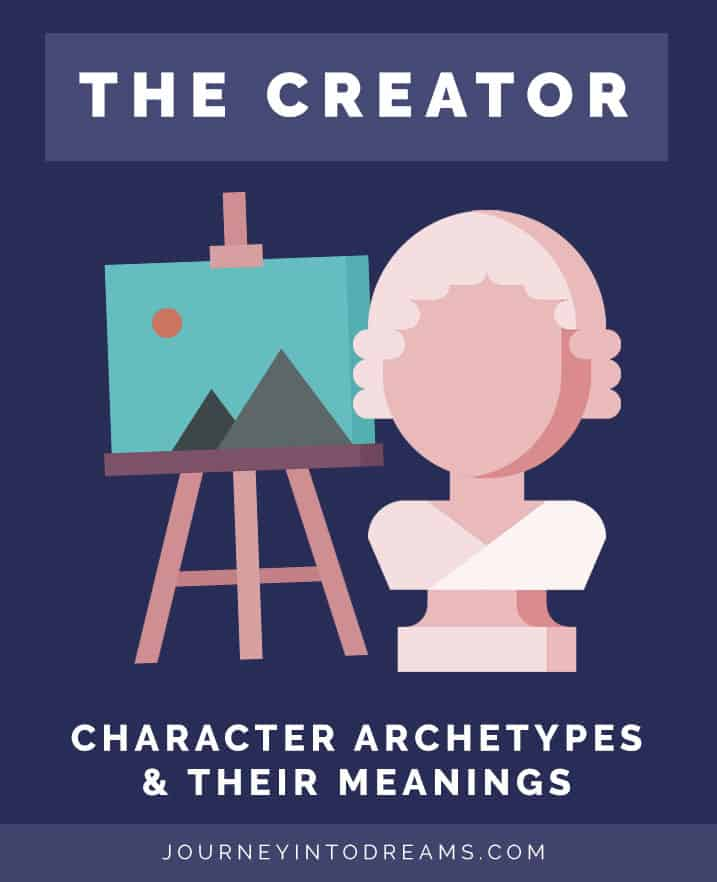 creator character archetype meaning