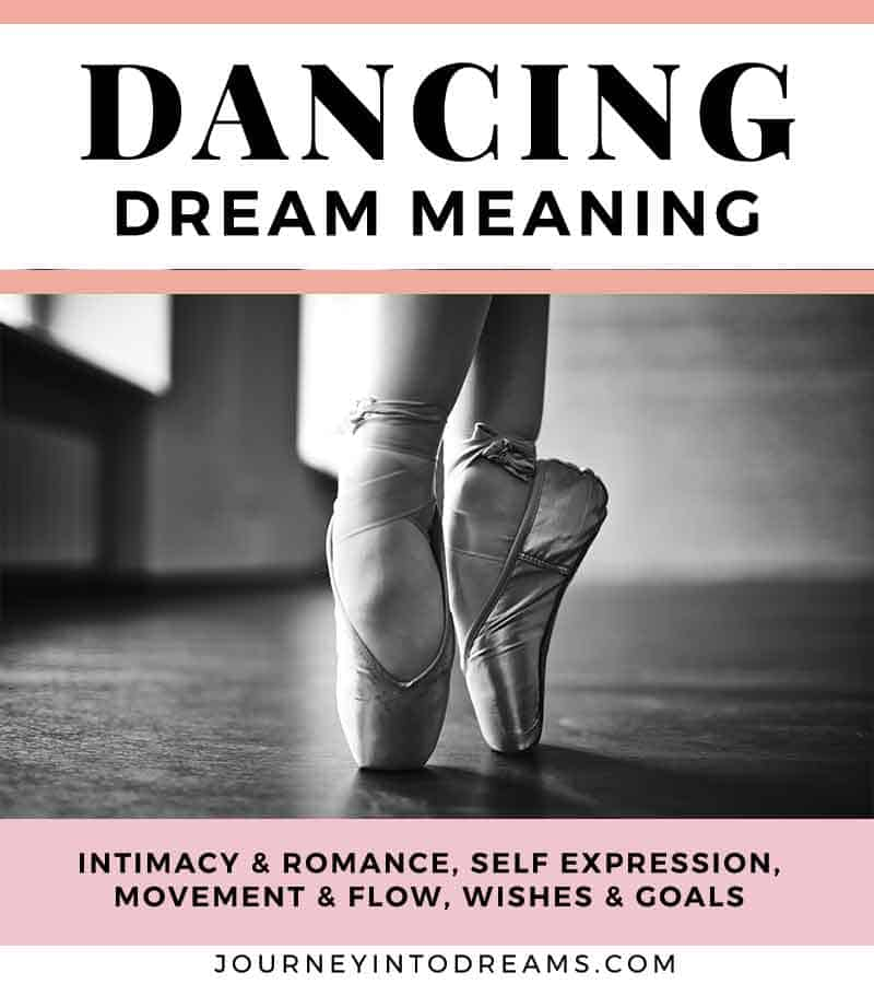 dancing in dream meaning