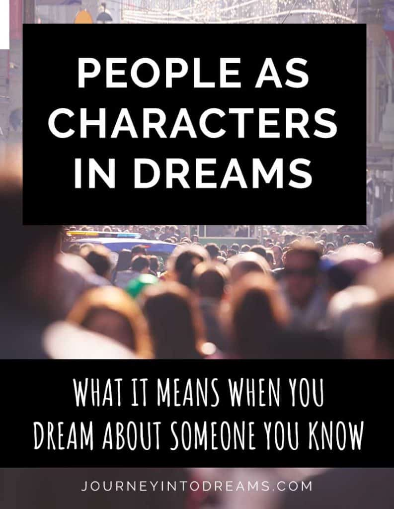 dreams about people