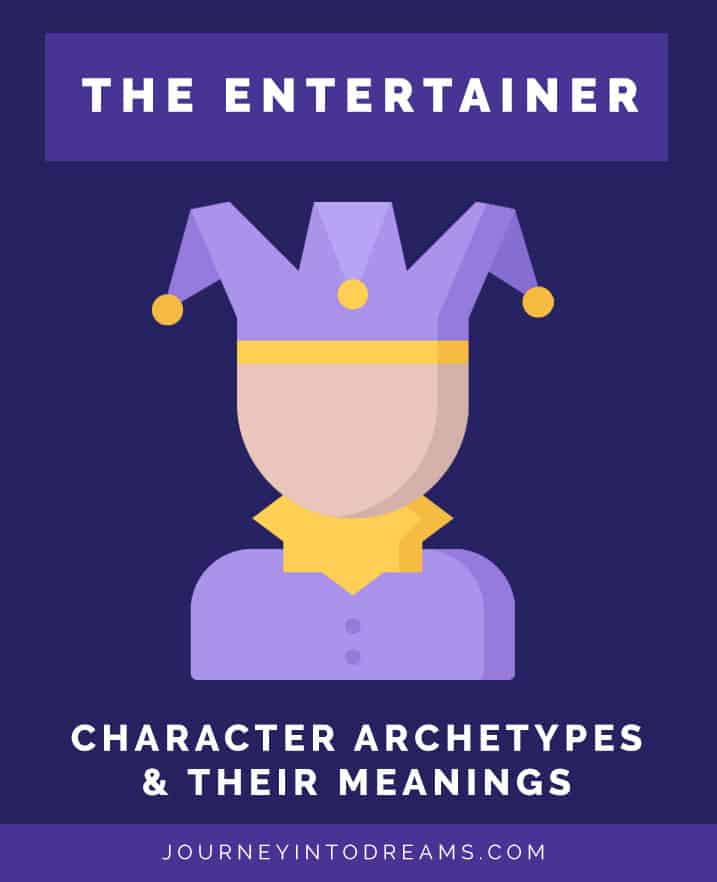 entertainer archetype