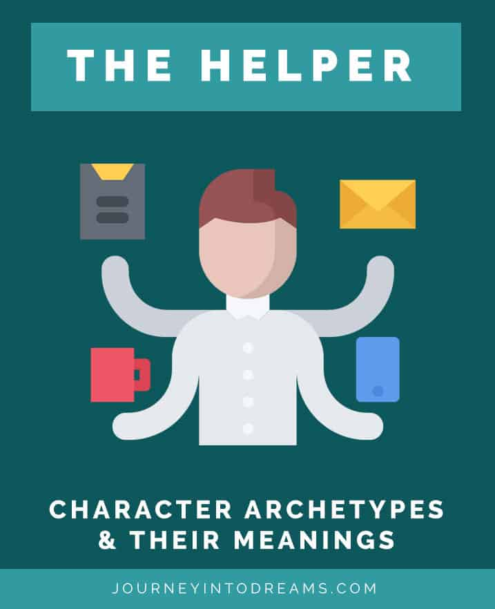 helper character archetype