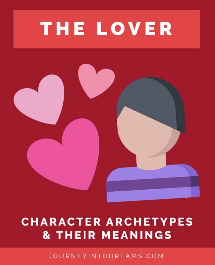 lover archetype characteristics