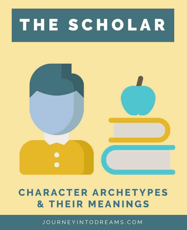 scholar archetype