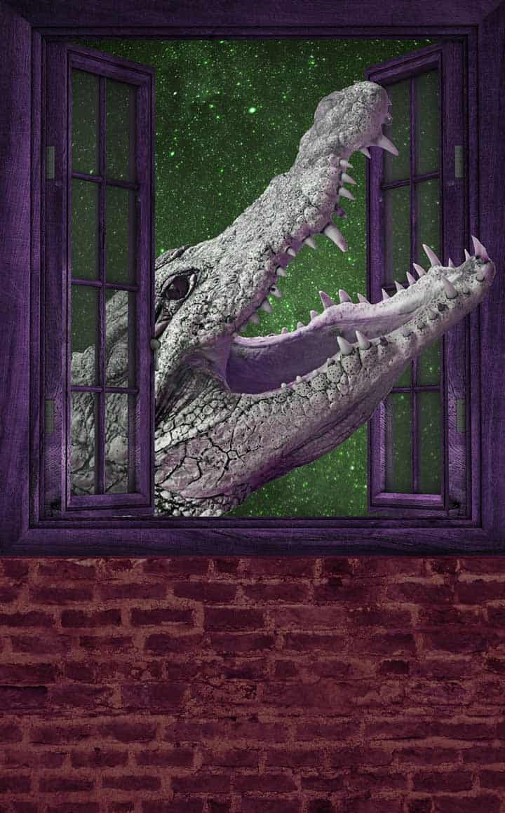 alligator and crocodile nightmares