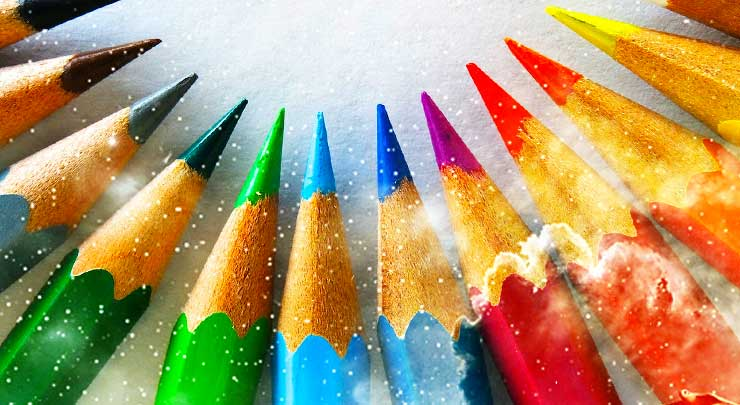 colored pencil dream analysis method