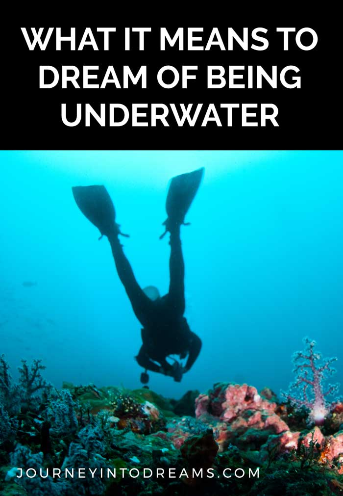 dream of being under water