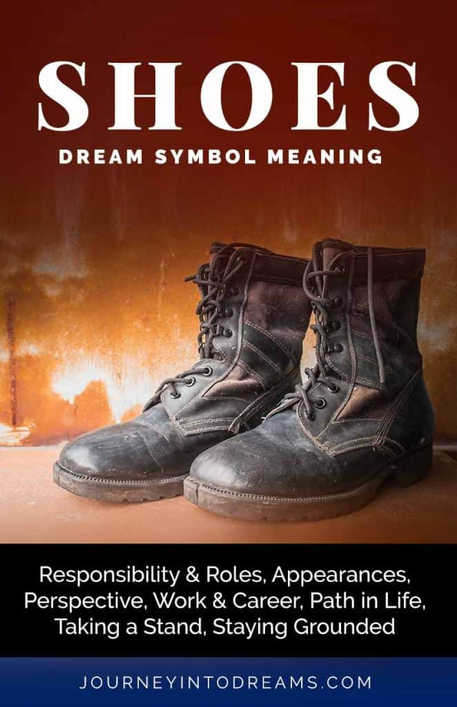 dream symbol shoes meaning