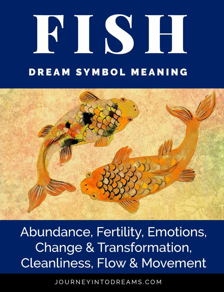 Fish Dream Symbol Meaning & Dream Interpretation