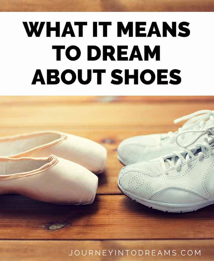 what dreams about shoes mean