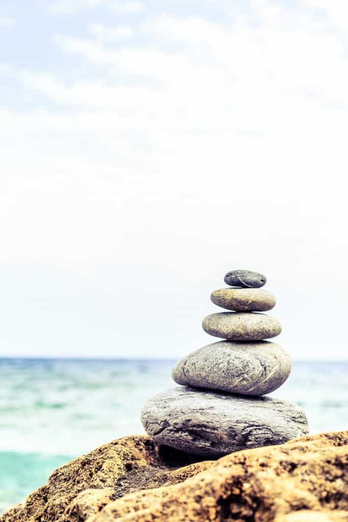 finding a healthy balance