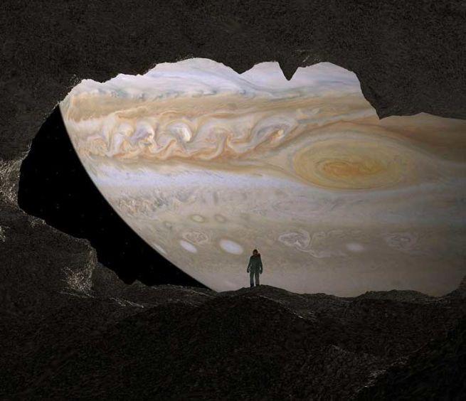 jupiter cave