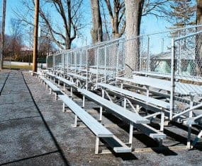 Bleachers & Grandstands Dream Meaning