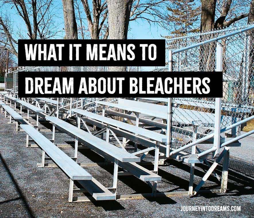 bleacher dream meaning