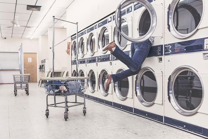 laundromat dream meaning