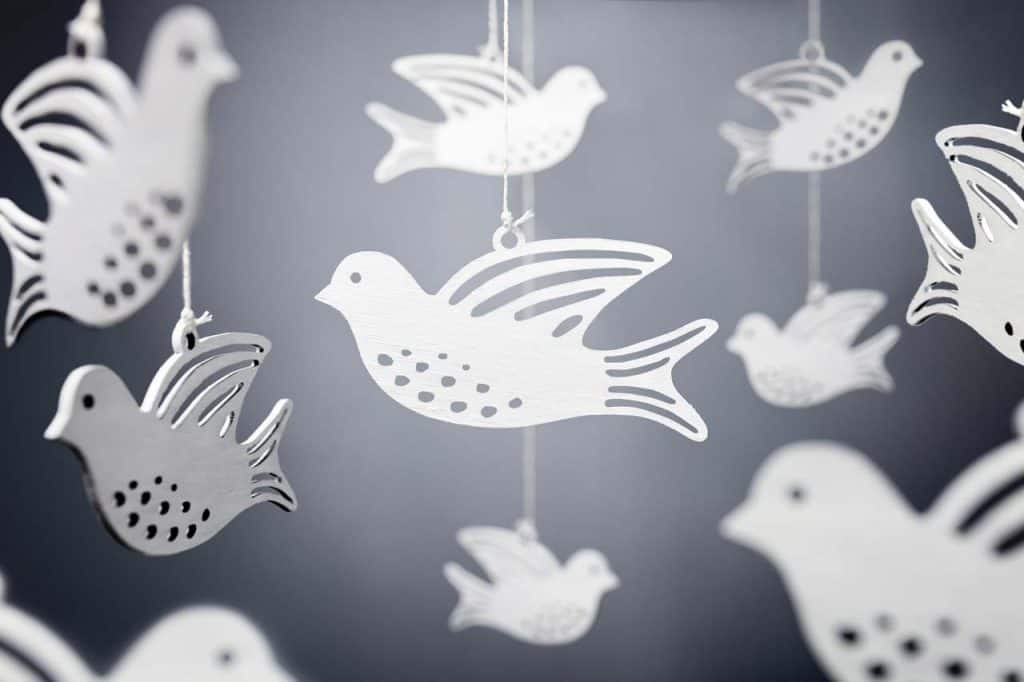 white dove dream symbol