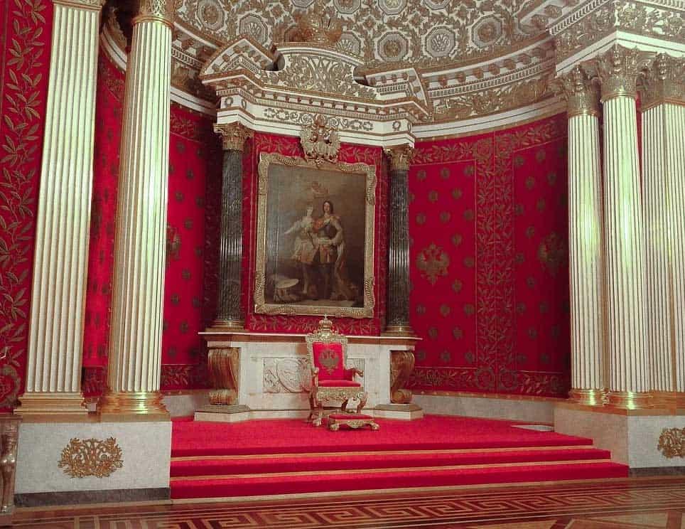castle throne