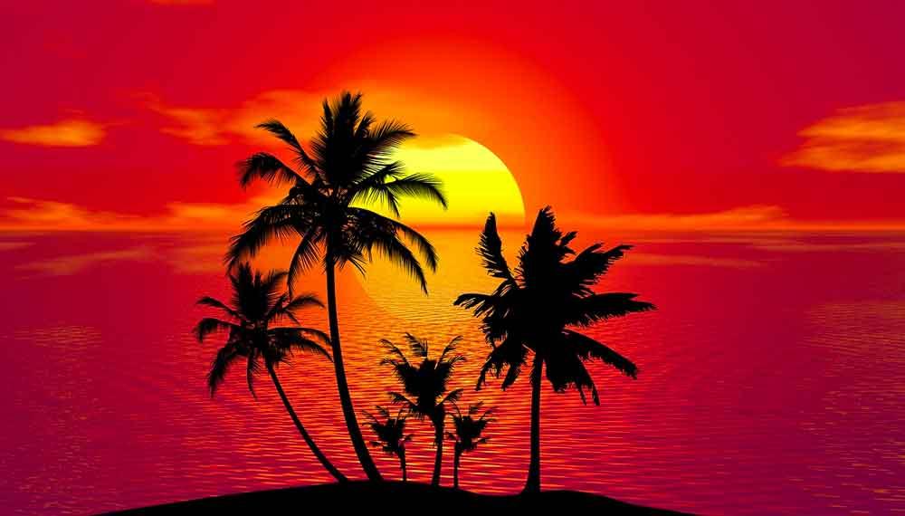 sunset-island