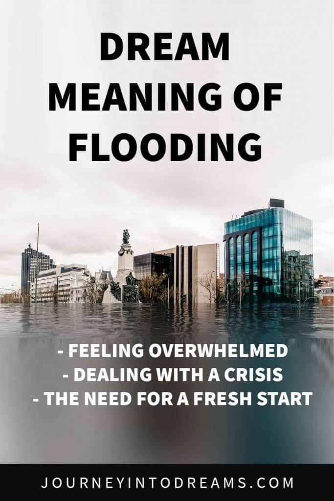flood dream meaning