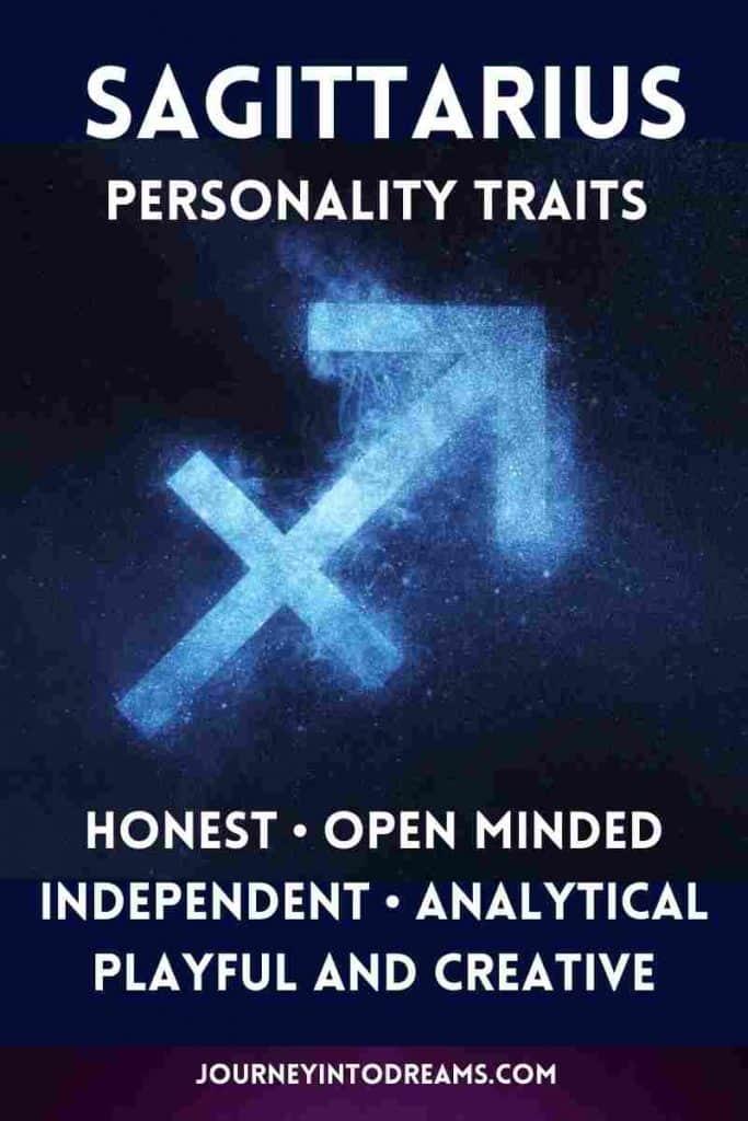 sagittarius personality traits