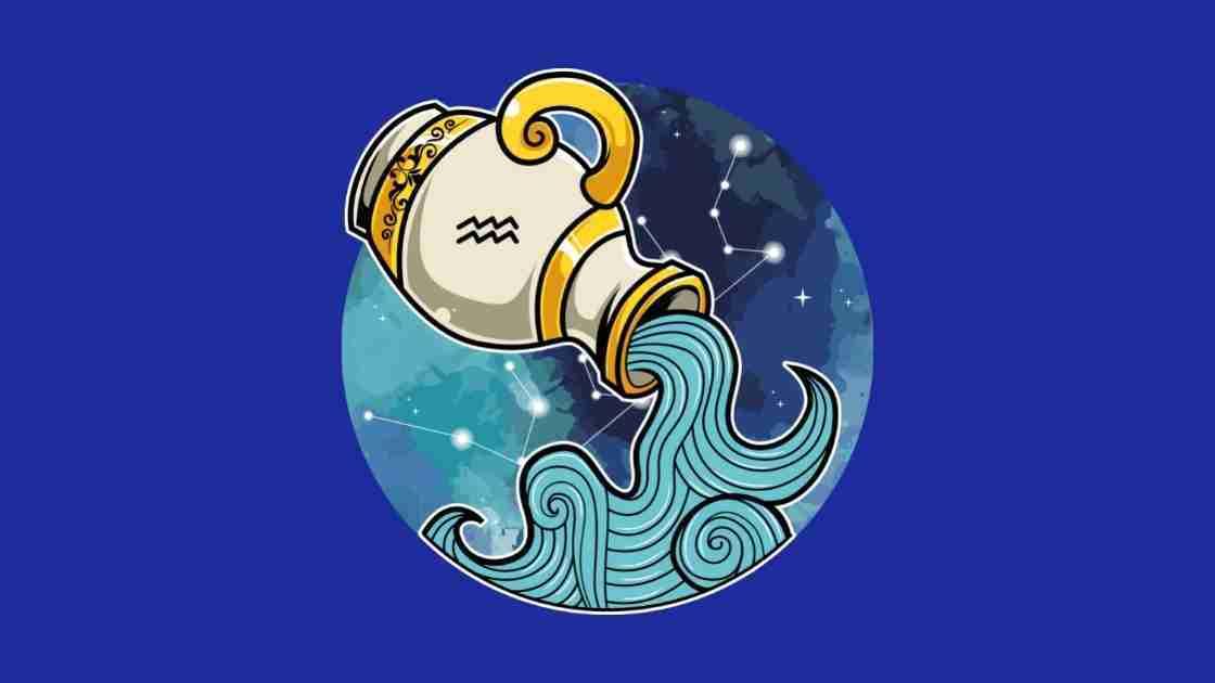 Aquarius water bringer