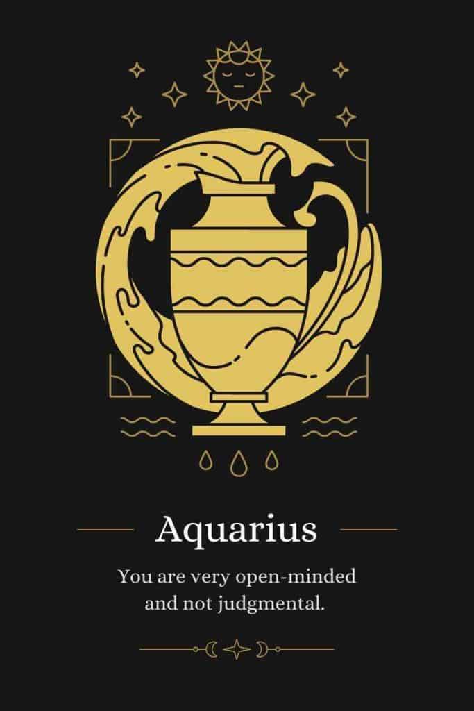 Aquarius characteristics
