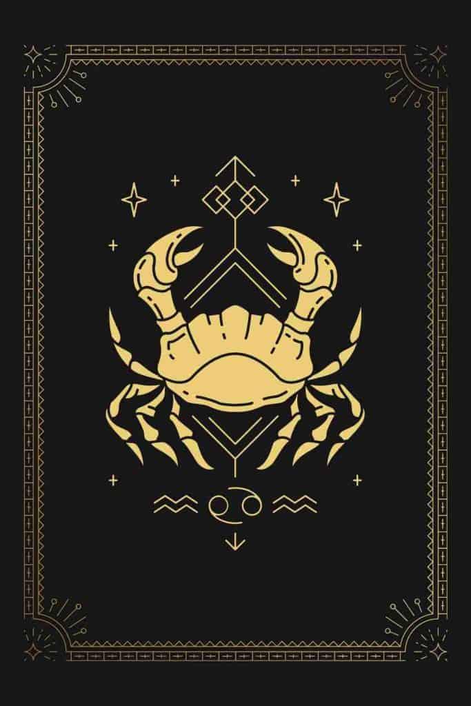 crab symbol for cancer