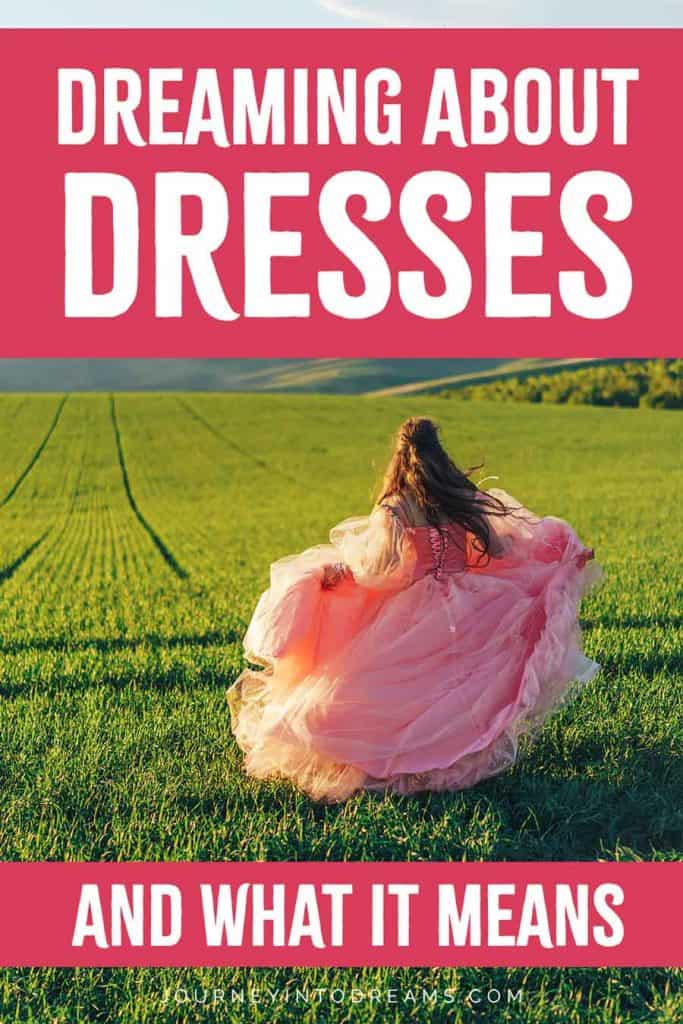 dress dream meaning