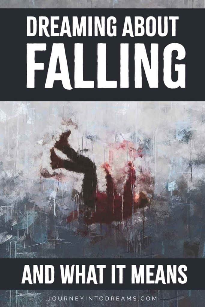 falling dream meaning