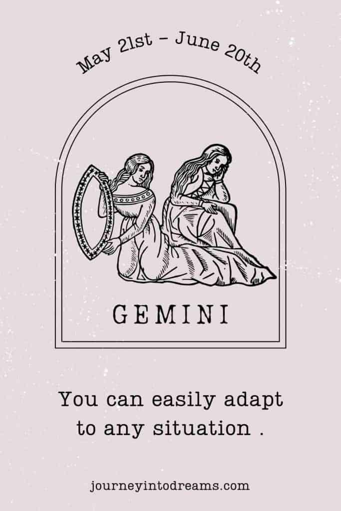 gemini is adaptable