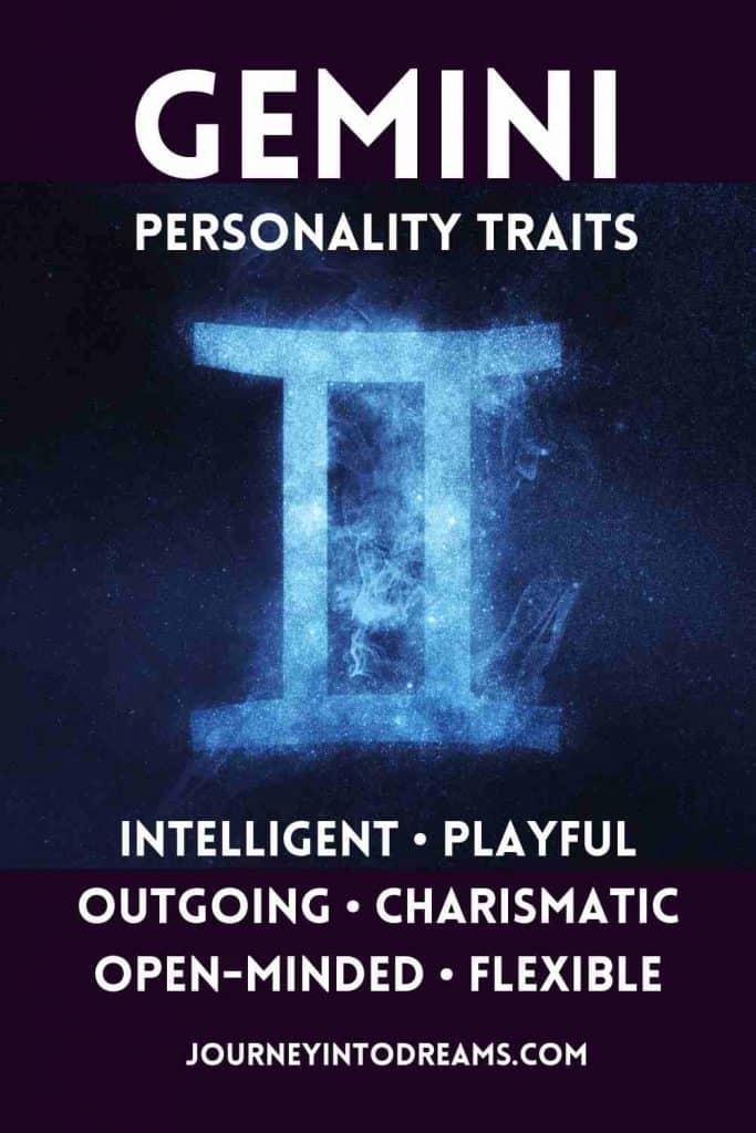 positive gemini personality traits