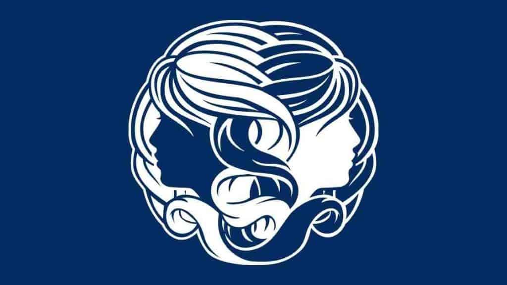 gemini twins symbol