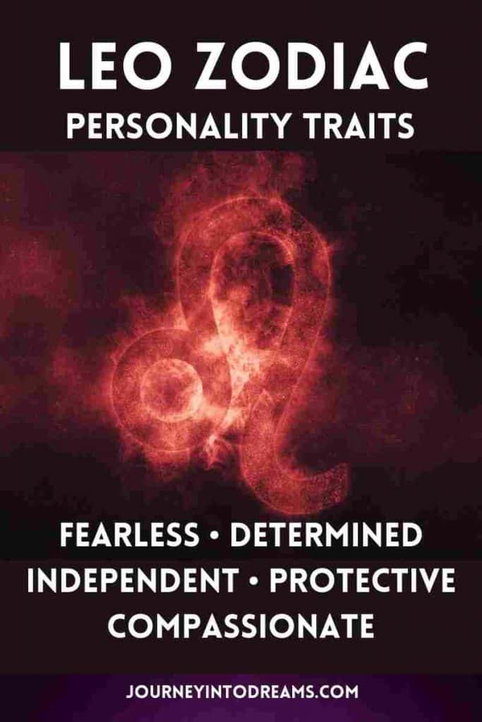 positive personality traits of leo
