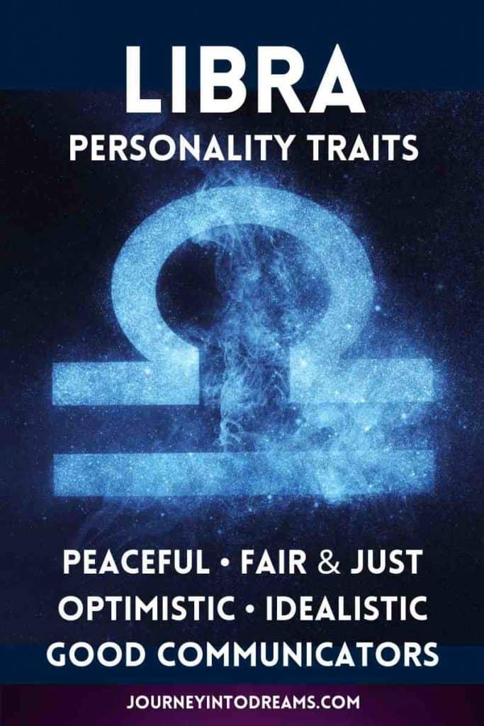 libra positive personality traits