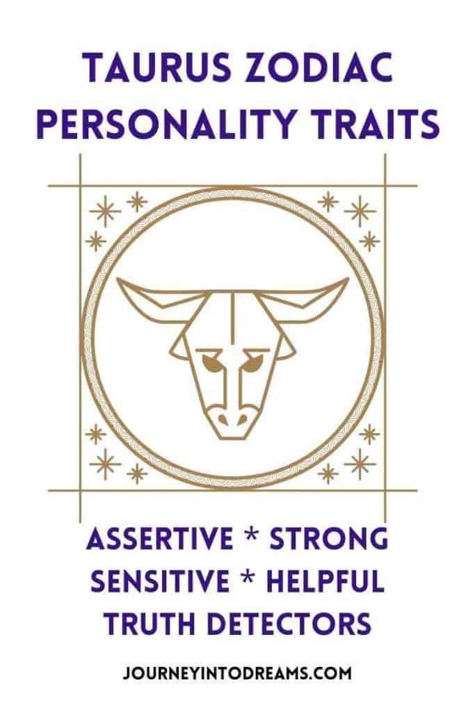 positive personality traits of taurus