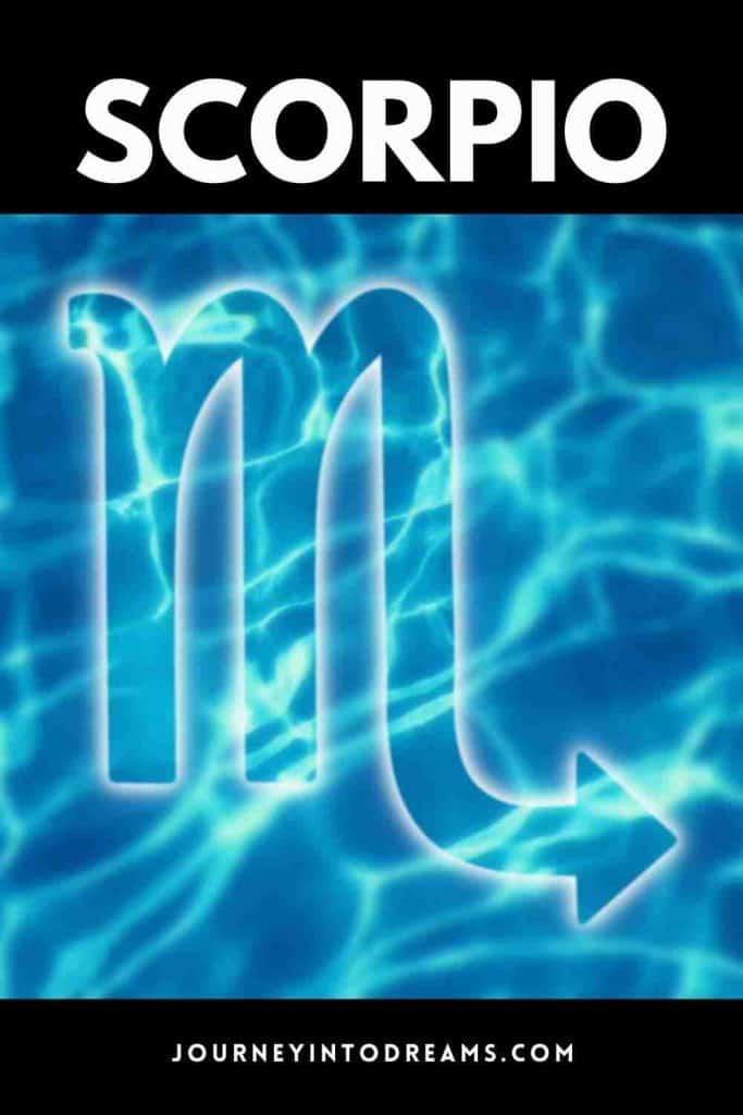scorpio water sign