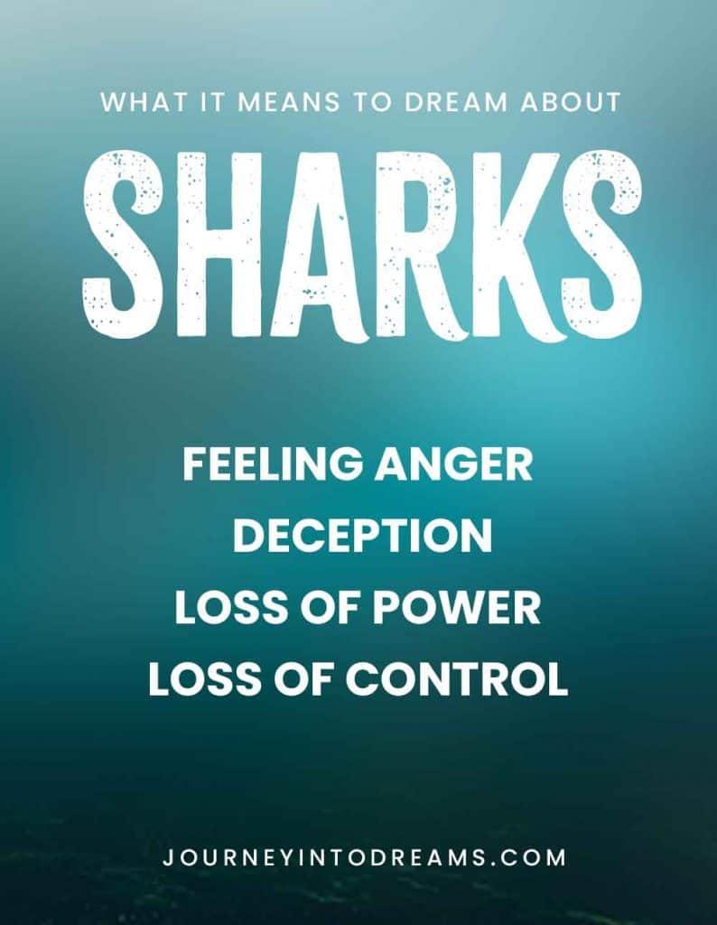 shark dream meaning