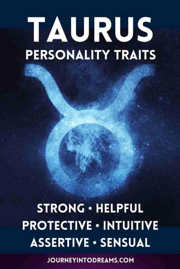 taurus personality traits
