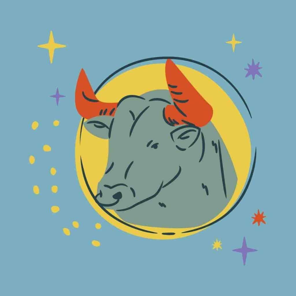 taurus zodiac bull