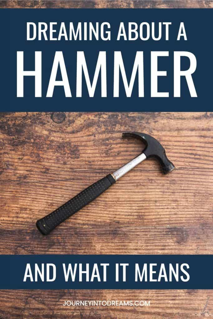hammer dream meaning