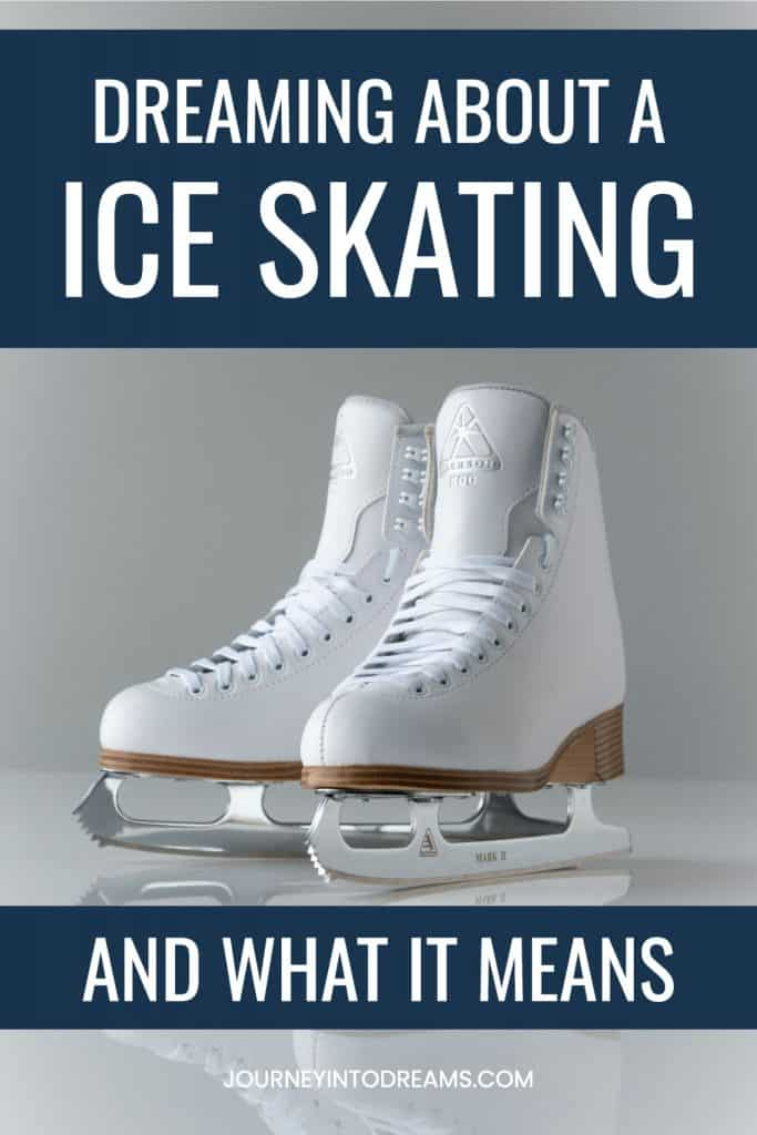 ice skating dream meaning