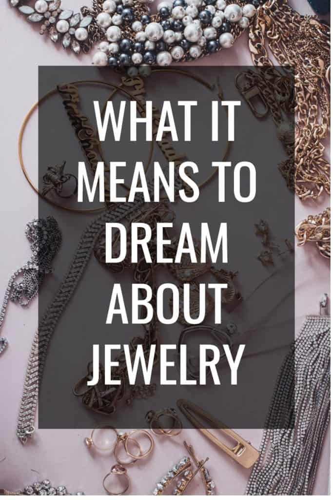 jewelry dream meaning