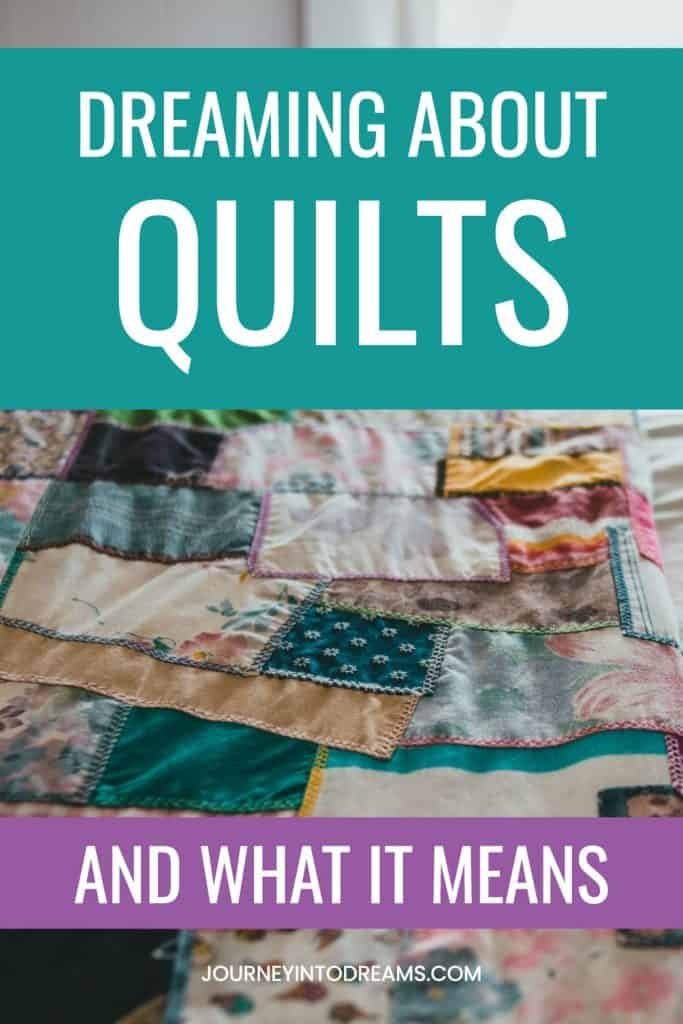 quilt dream meaning